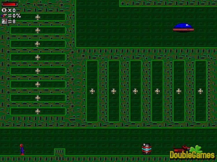 Free Download Crazy Computers Screenshot 2
