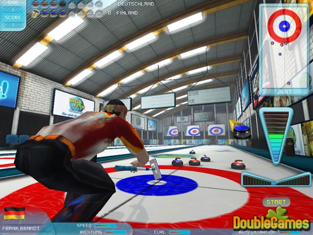 Free Download Curling Screenshot 1