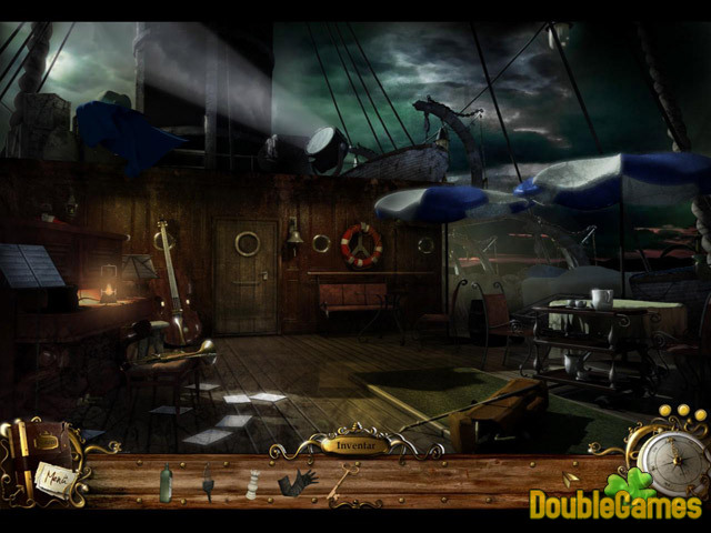 Free Download Curse of the Ghost Ship Screenshot 1