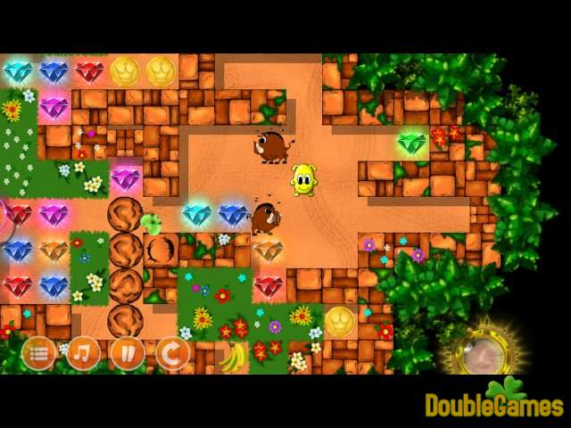 Free Download Danko and the mystery of the jungle Screenshot 1