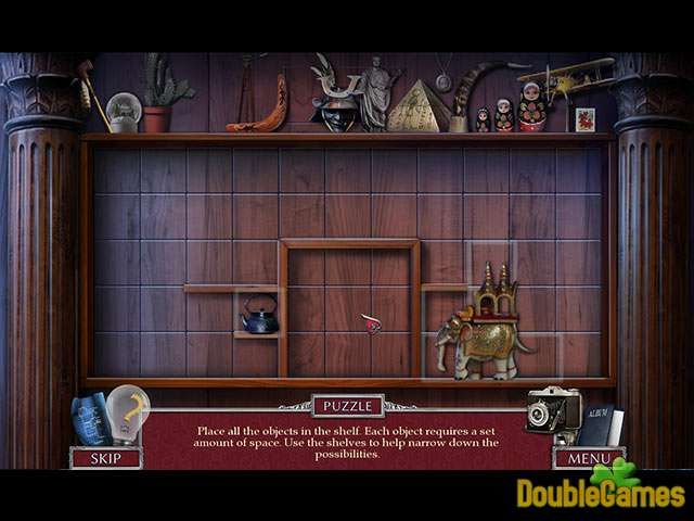 Free Download Dark Canvas: A Murder Exposed Screenshot 3