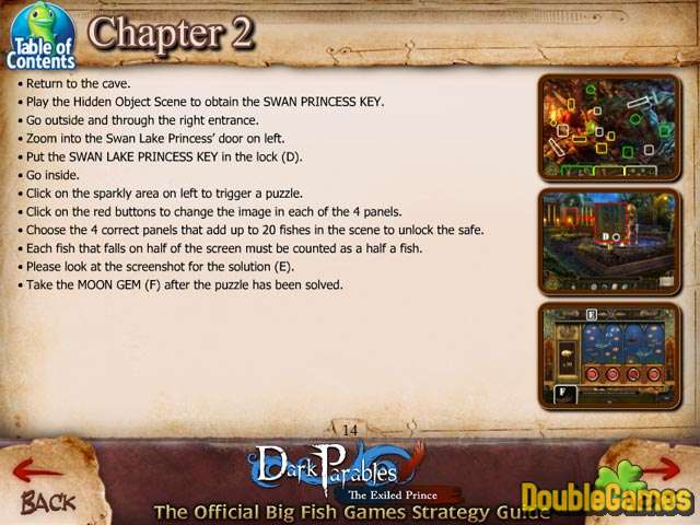 Free Download Dark Parables: The Exiled Prince Strategy Guide Screenshot 3