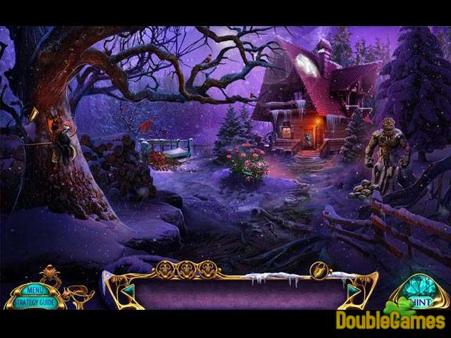 Free Download Dark Romance: Winter Lily Collector's Edition Screenshot 1