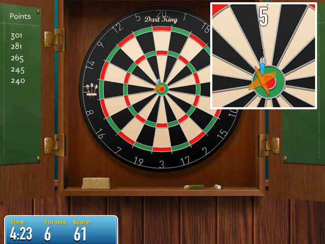 Free Download DartsKing Screenshot 1