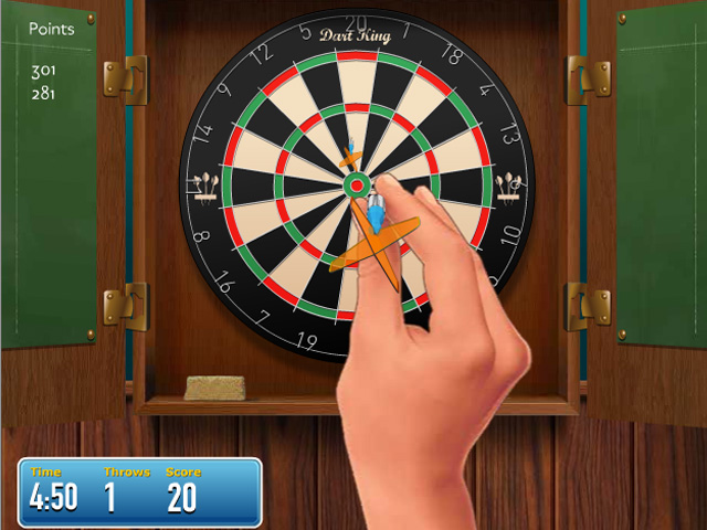 Free Download DartsKing Screenshot 2