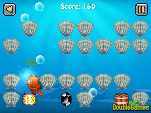 Free Download Deep Sea Quest: Rescue the Lost Mermaid Screenshot 1