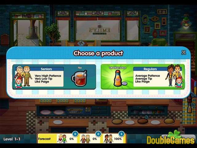 Free Download Delicious: Emily's New Beginning Collector's Edition Screenshot 2