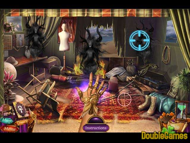 Free Download Demon Hunter 4: Riddles of Light Collector's Edition Screenshot 3