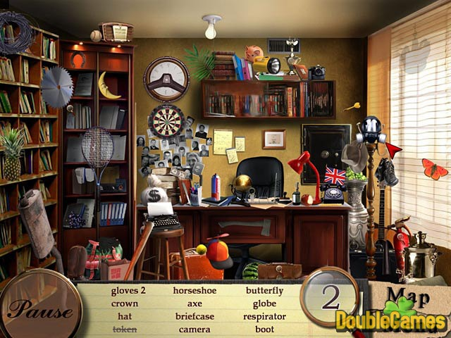 Free Download Detective Agency Screenshot 1