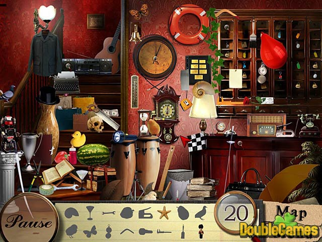 Free Download Detective Agency Screenshot 3