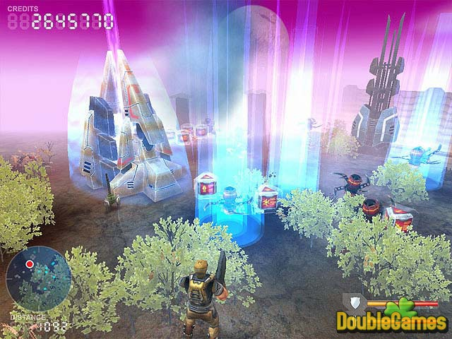 Free Download Devastation Zone Troopers Screenshot 3