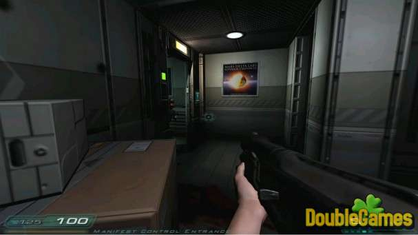 Free Download DOOM 3 Screenshot 1