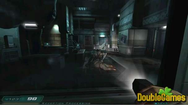 Free Download DOOM 3 Screenshot 2