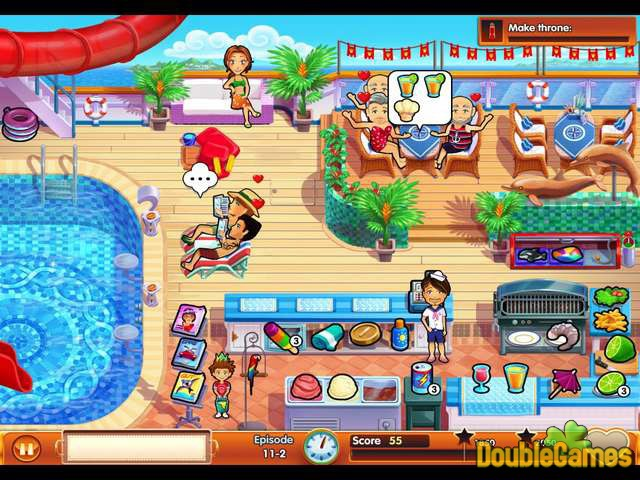 Free Download Double Pack Delicious Wonder Wedding & Honeymoon Cruise Screenshot 3