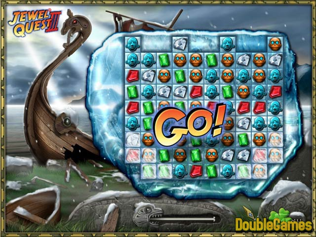 Free Download Double Play: Jewel Quest 2 and 3 Screenshot 1