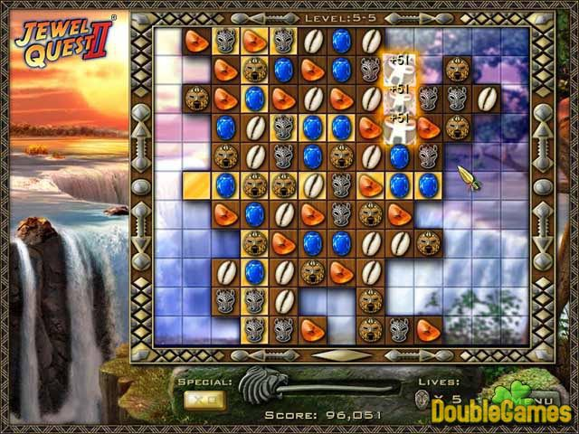 Free Download Double Play: Jewel Quest 2 and 3 Screenshot 3