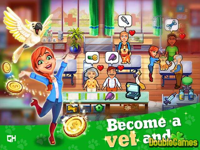 Free Download Dr. Cares Pet Rescue 911 Collector's Edition Screenshot 1