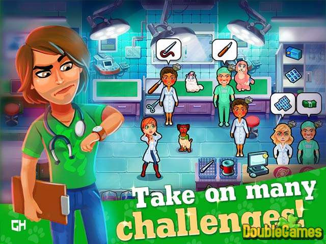 Free Download Dr. Cares Pet Rescue 911 Collector's Edition Screenshot 2