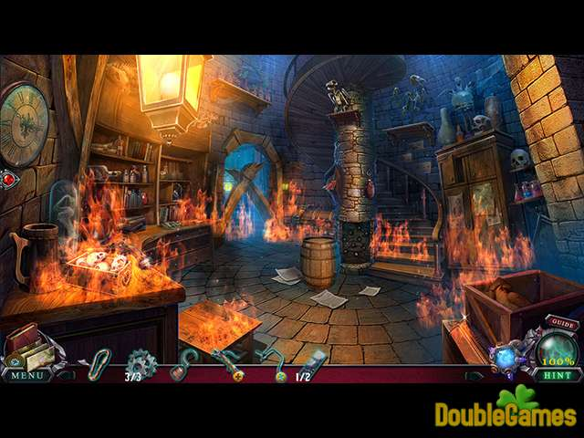 Free Download Edge of Reality: Mark of Fate Collector's Edition Screenshot 1