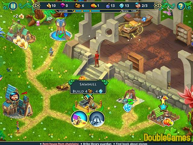 Free Download Elven Legend 7: The New Generation Screenshot 2