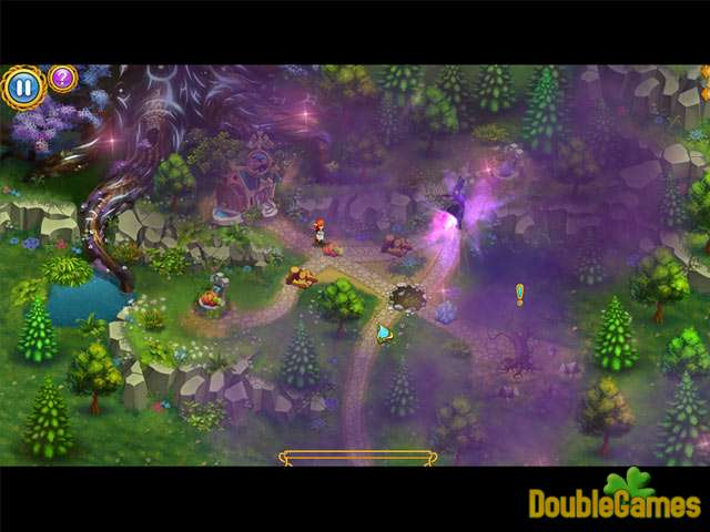 Free Download Elven Legend Screenshot 3
