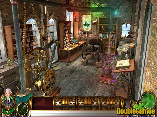 Free Download Flux Family Secrets: The Rabbit Hole Collector's Edition Screenshot 2