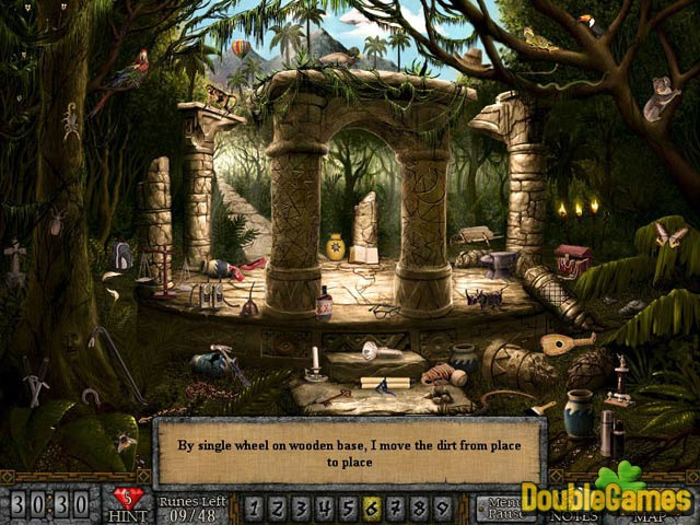 Free Download Forgotten Riddles: The Mayan Princess Screenshot 1