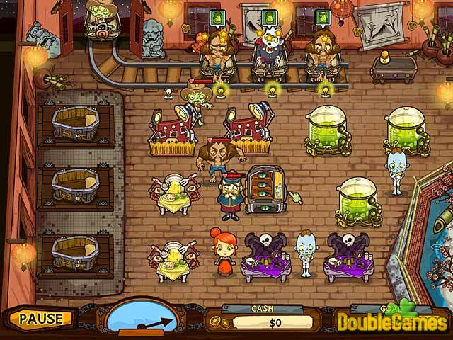 Free Download Grave Mania: Undead Fever Screenshot 3