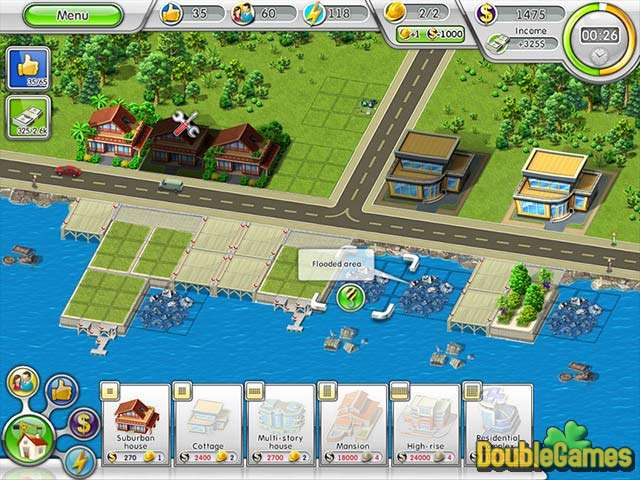 Free Download Green City: Go South Screenshot 1
