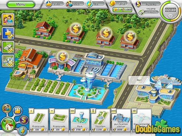 Free Download Green City: Go South Screenshot 2