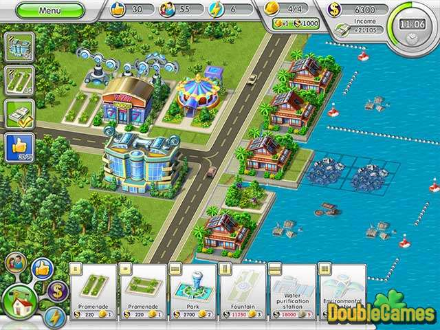 Free Download Green City: Go South Screenshot 3