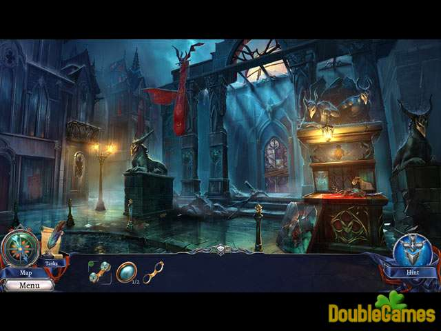 Free Download Grim Legends 3: The Dark City Screenshot 1