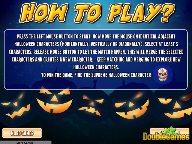 Free Download Halloween Explorer Screenshot 1