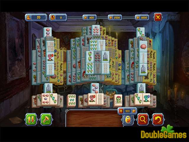 Free Download Halloween Stories: Mahjong Screenshot 3