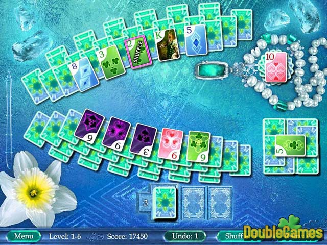 Free Download Heartwild Solitaire Screenshot 1