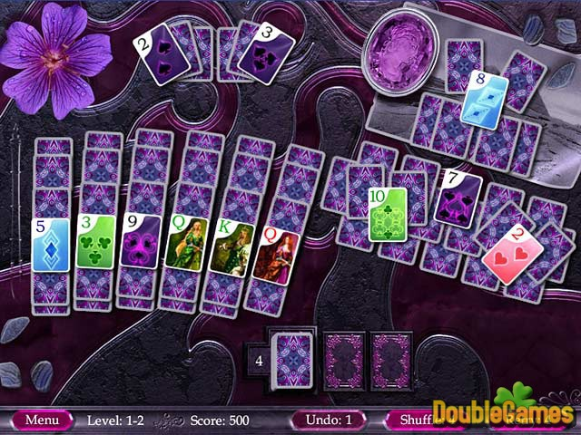 Free Download Heartwild Solitaire Screenshot 2