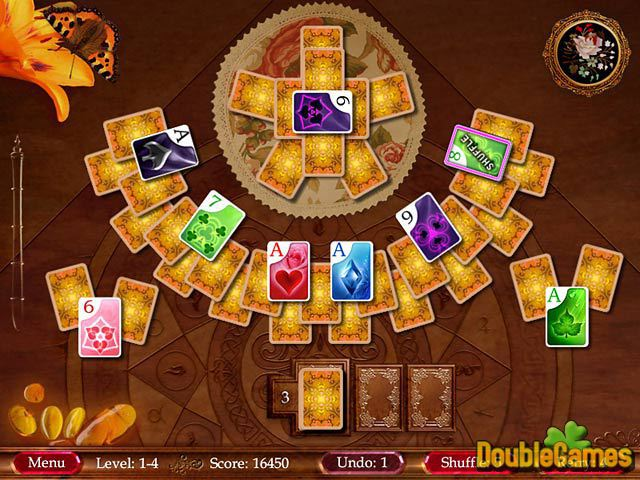 Free Download Heartwild Solitaire Screenshot 3