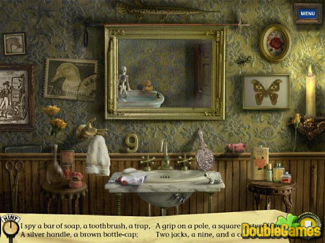 Free Download I Spy: Spooky Mansion Screenshot 1