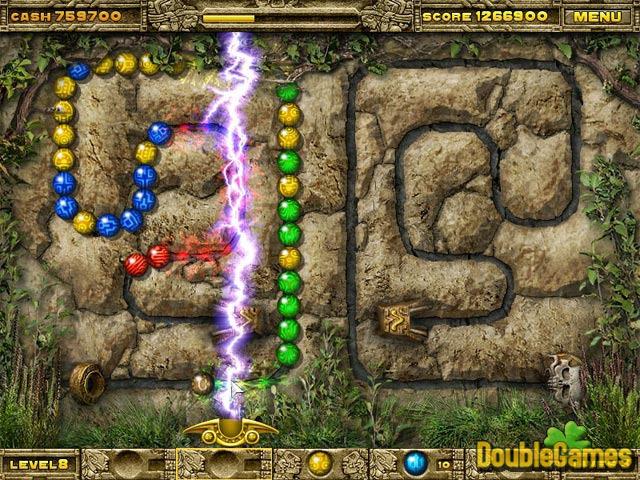 Inca Ball ekran resmini bedava indir 2