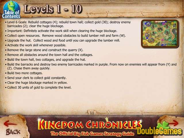 Free Download Kingdom Chronicles Strategy Guide Screenshot 3