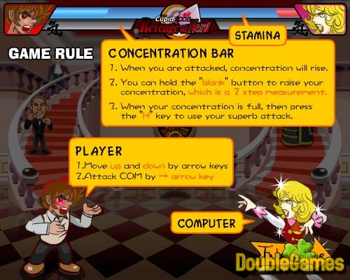 Free Download Mad Cupid - Revenge of Nerd Screenshot 2