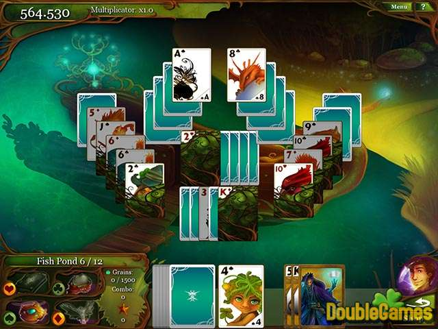 Free Download Magic Cards Solitaire Screenshot 3