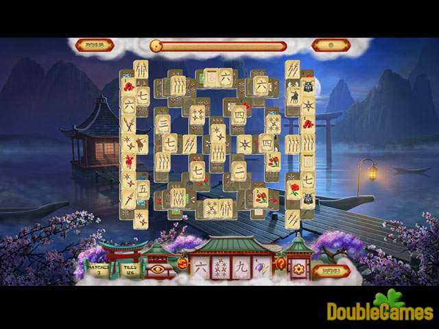 Free Download Mahjong Forbidden Temple Screenshot 1