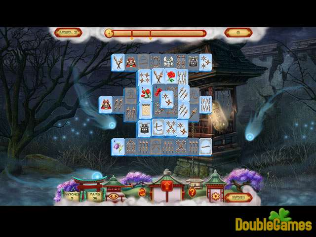 Free Download Mahjong Forbidden Temple Screenshot 2