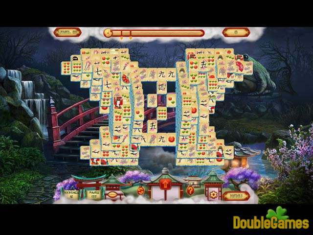 Free Download Mahjong Forbidden Temple Screenshot 3