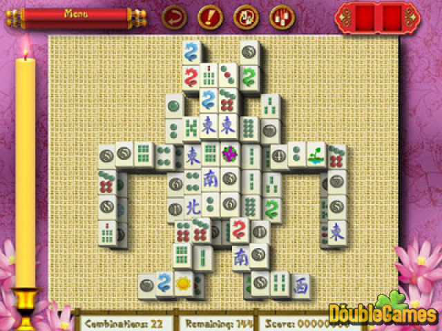 Free Download Mahjong Max Screenshot 1