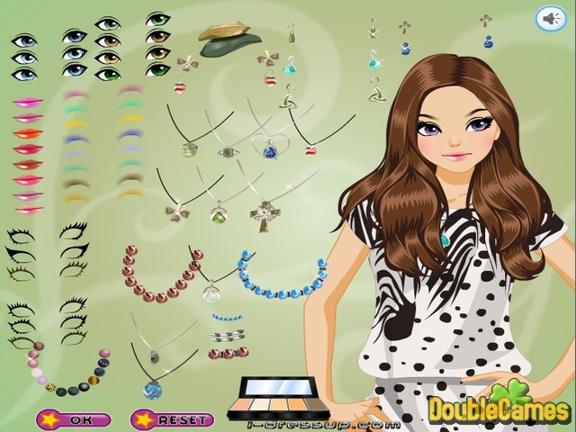 Free Download Dress Up: Marble Jewelry Screenshot 3