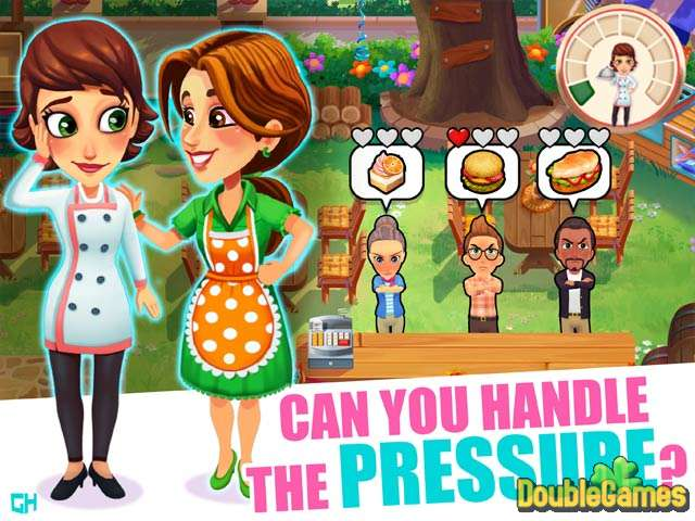 Free Download Mary le Chef: Cooking Passion Collector's Edition Screenshot 1