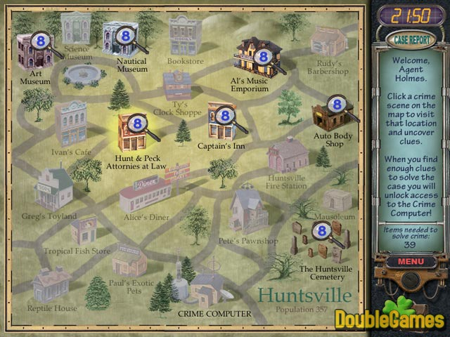 Free Download Mystery Case Files: Huntsville Screenshot 3