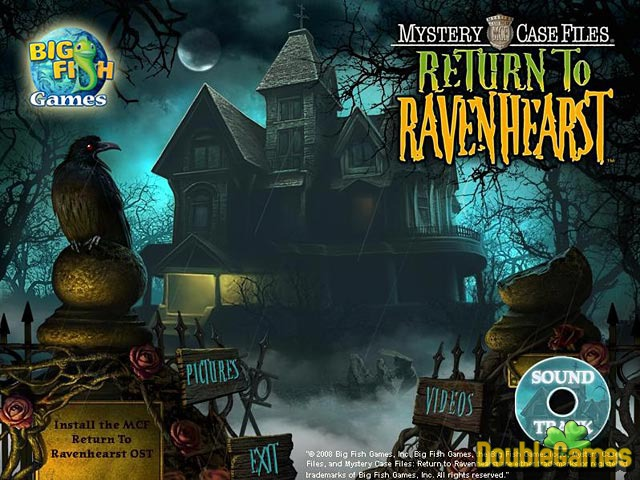 Free Download Mystery Case Files: Return to Ravenhearst Original Soundtrack Screenshot 3